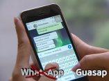 'Guasap' en vez de 'Whatsapp'