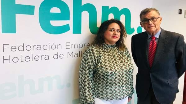 Firma del convenio entre la FEHM y la AECC