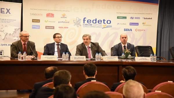 Embajador de Eslovaquia en España en jornada internacionalización