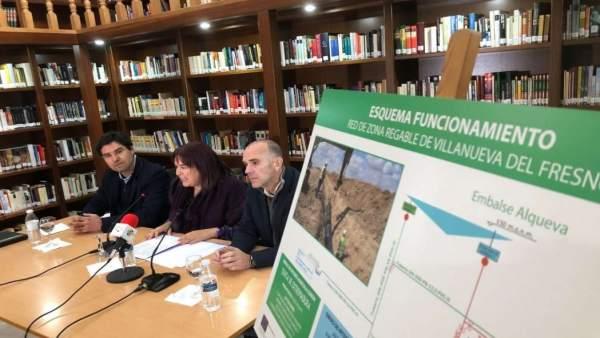 La consejera de Políticas Agrarias, Begoña García Bernal