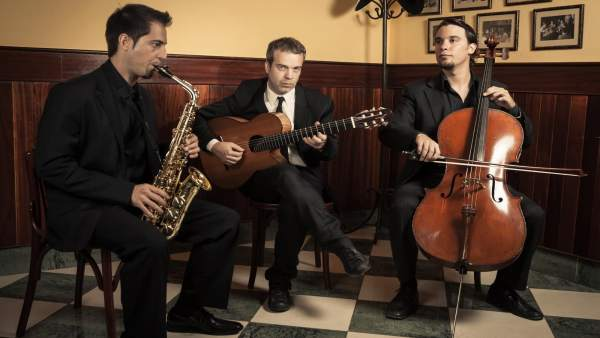 Músicos de Baleares que actuarán en Burdeos