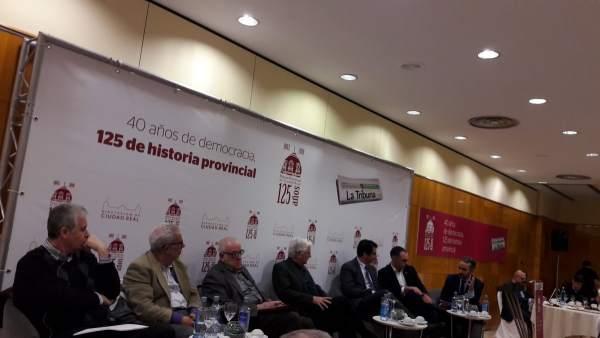 Acto Constitución en Ciudad Real