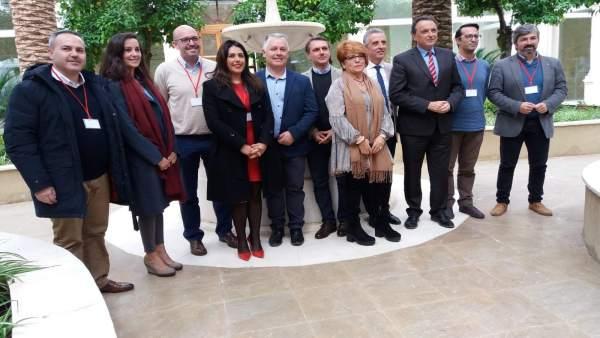 Encuentro sobre gestión de proyectos Edusi por municipios
