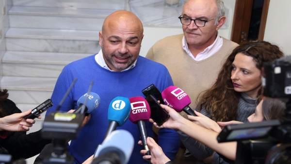José García Molina, secretario general de Podemos