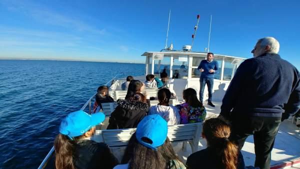 Ruta ambiental que ponga en valor el Mar Menor