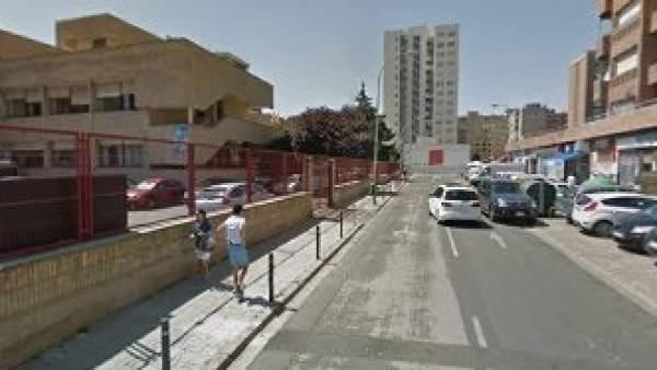 Calle Albia de Castro