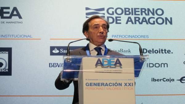 Salvador Arenere, presidente de ADEA