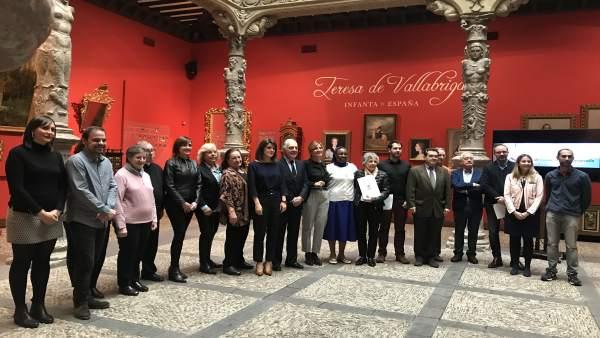Las Fundaciones Ibercaja y CAI apoyan 12 proyectos solidarios.