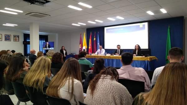 Jornada organizada por UCAM Cartagena
