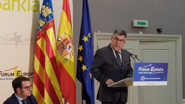 Juan Carlos Fulgencio, en imagen de archivo