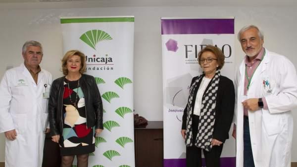 Acuerdo entre Fibao y Fundación Unicaja
