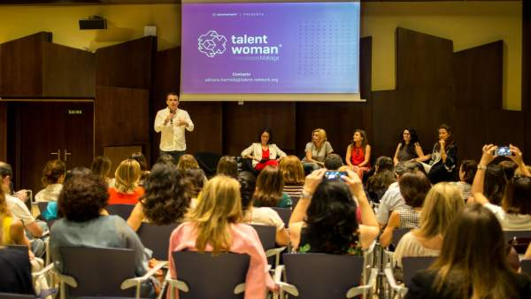 Fwd: Np: Fundación Sando Formará Parte Del Talent Woman 2018