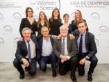 Liga de científicos masculita 'Men for Women for Science'