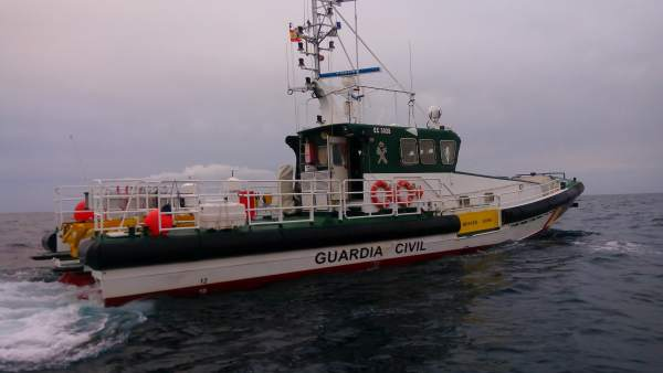 Barco de la Guardia Civil