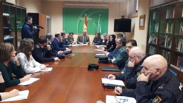 Comisión Provincial de Coordinación contra la Violencia de Género