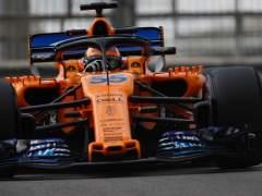 Carlos Sainz se estrena en McLaren con 150 vueltas y 800 kilómetros