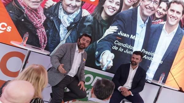 Miguel Gutiérrez en Sevilla