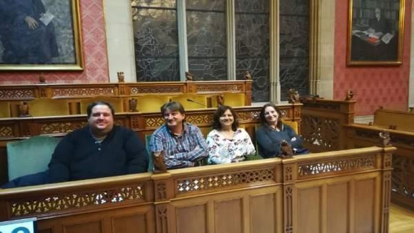 Segunda sesión de la Audiencia Pública del Consell de Mallorca