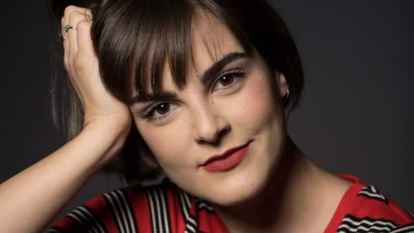 La actriz María Romero