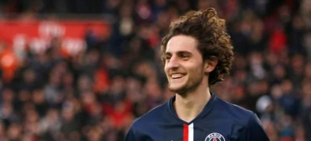El PSG anuncia que Rabiot se quedará sin jugar