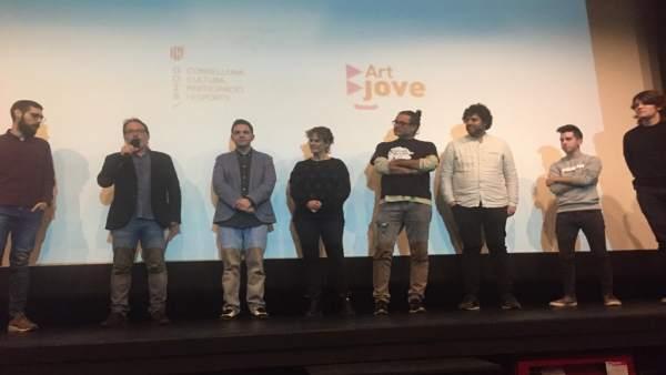 Premios Art Jove 2018 Cortometrajes