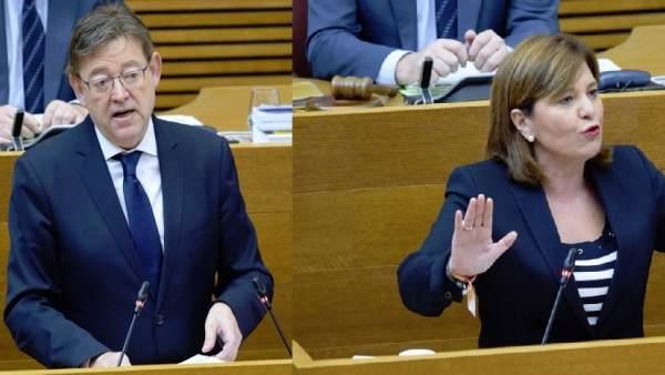 Puig mostra la seua solidaritat al pesquer alacantí i Bonig li insta a parlar amb Borrell per a informar les famílies