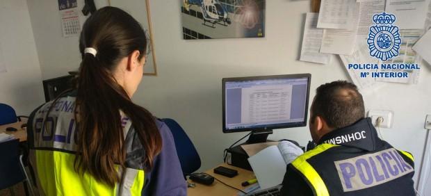 La Policía registra la redacción de EP y Diario de Mallorca y requisa los móviles de dos ...