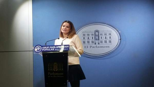 Portavoz GPP, Marga Prohens