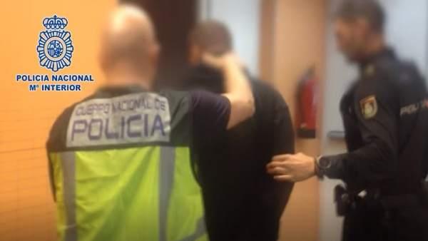 Detingut a Alacant per suposadament disparar contra una banda rival a Benidorm el juliol passat