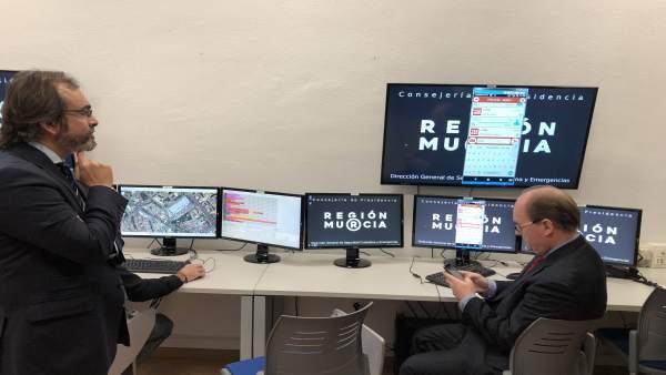 Rivera presenta la nueva aplicación del Teléfono Único de Emergencias 1-1-2