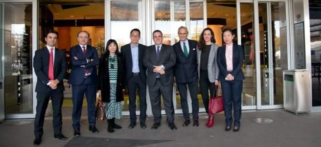 Alianza entre El Corte Inglés y Alibaba