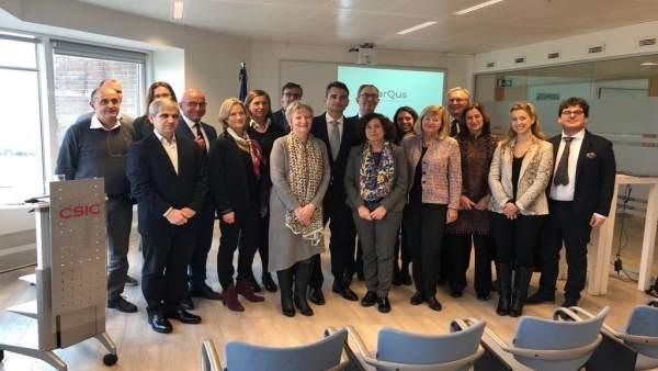 Alianza de Universidades en Bruselas