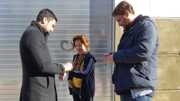 Adelante Andalucía promete reforzar la dependencia