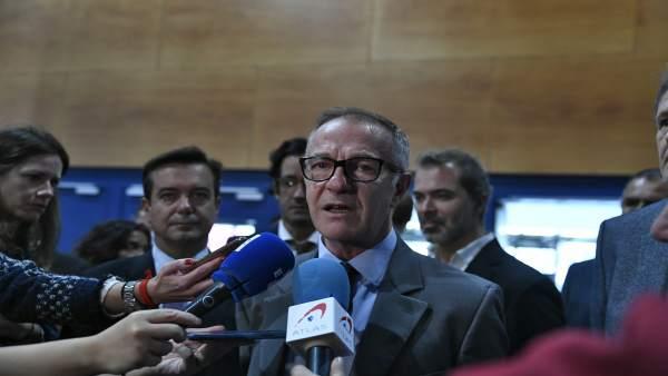 José Guirao inaugura la Feria de Videojuegos Madrid Games Week