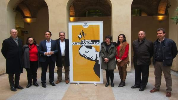 Fallo del Premio Arturo Barea