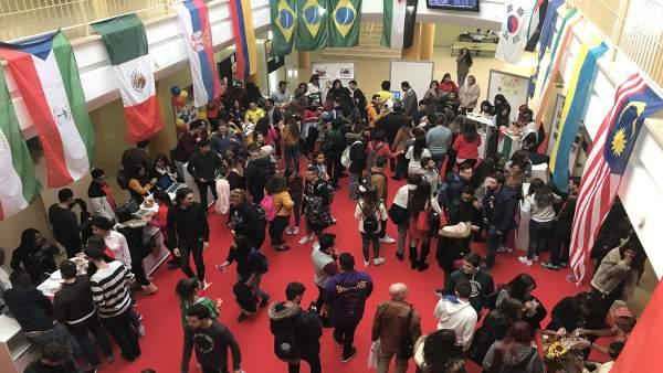 Feria Internaiconal de la UJA