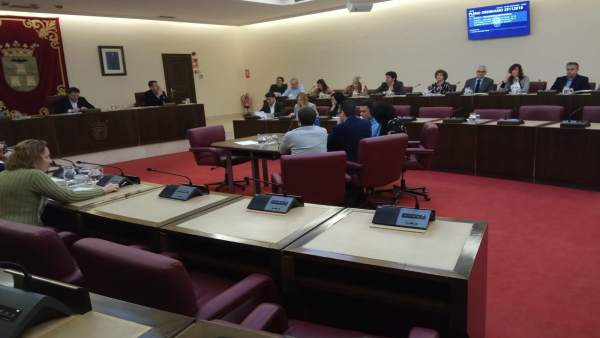 Pleno Ayuntamiento Albacete