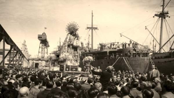 Imagen de la muestra 'Mare de Déu dels Desamparats'