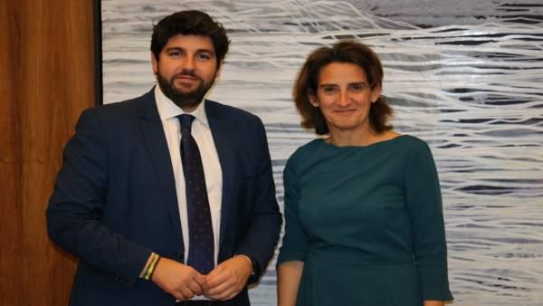 López Miras y Ribera