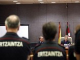 El juicio en 2013 por la muerte de Iñigo Cabacas por una pelota de goma de la Ertzaintza