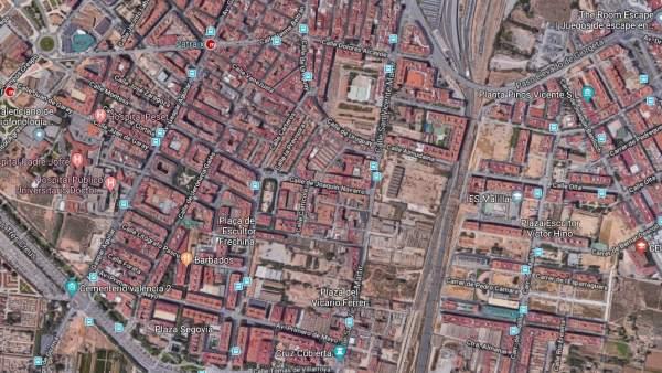 Parque de Artillería y Cuartel de Ingenieros de València