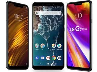 Los mejores móviles calidad - precio de 2018