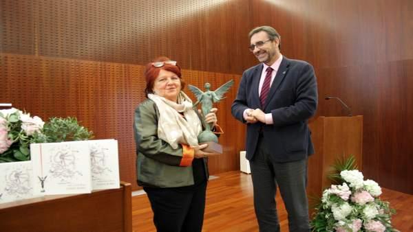 Fanny Rubio en 'Natural de Jaén'
