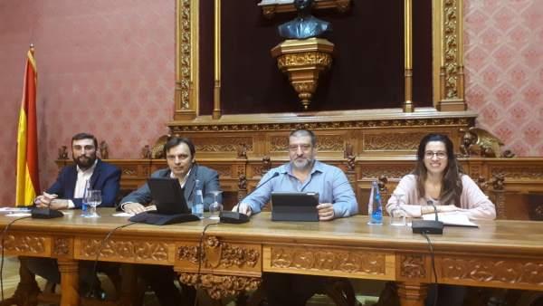 Tercera sesión de la Audiencia Pública