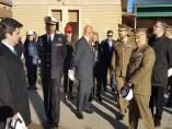 Visita del secretario de Estado de Defensa