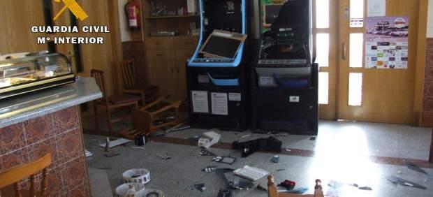 Opc Albacete. Nota De Prensa (Detención De 6 Personas Por La Comisión De 29 Hech