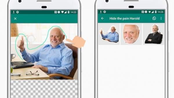 como hacer un sticker de whatsapp