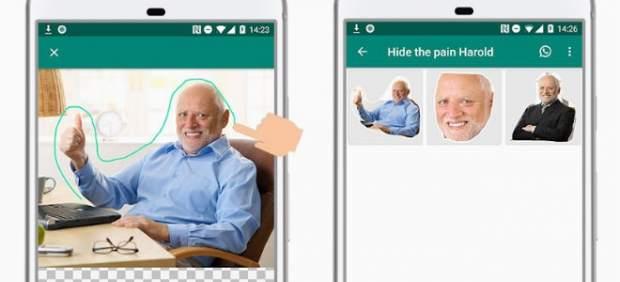 Cómo hacer stickers con tu foto
