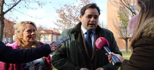 El presidente del PP de C-LM, Francisco Núñez