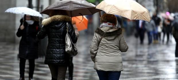 Lluvias a partir del jueves en casi toda España tras varios días con altas temperaturas